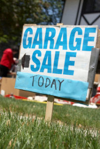 garage sale 202x300 - THE BEST AND WORST THINGS TO BUY AT GARAGE SALES